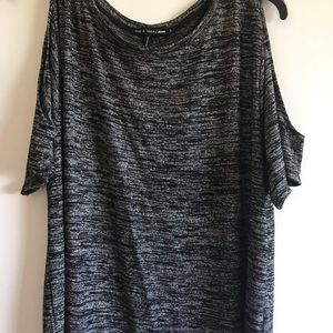 Rag and Bone top with shoulder cut outs